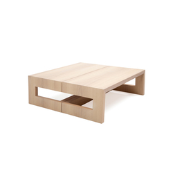 Maas Coffee table | Mesas de centro | Odesi