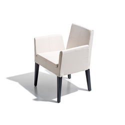 ribot collection armchair | Chaises de restaurant | Schönhuber Franchi