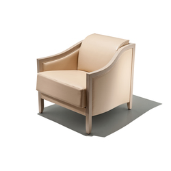 arthur armchair | Lounge chairs | Schönhuber Franchi