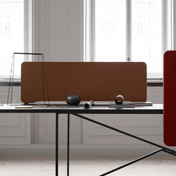 Edge Table Screen | Paneles para puestos de trabajo | Lintex