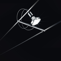 TensoSpot PAR30 | Sistemi su cavi | Cini&Nils