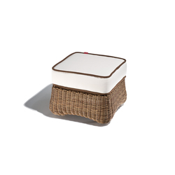 jalan collection classic pouf | Gartenhocker | Schönhuber Franchi