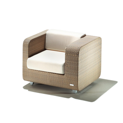 hug tub armchair | Garden armchairs | Schönhuber Franchi