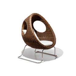 lady bug armchair | Fauteuils de jardin | Schönhuber Franchi