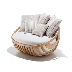 arena collection armchair | Garden sofas | Schönhuber Franchi