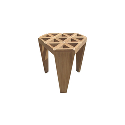 Star Stool | Gartenhocker | Deesawat
