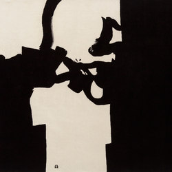 Chillida Collage 1966 | Tapis / Tapis design | Nanimarquina