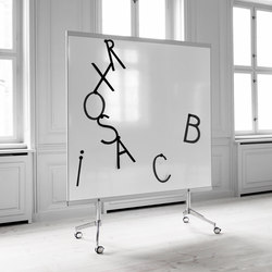 M3 Mobile Whiteboard | Tableaux blanc | Lintex