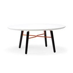 Luc table | Lounge tables | Rossin