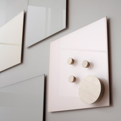 Start Set Birch and Cork | White boards | Lintex