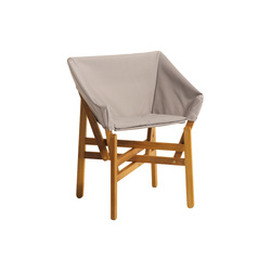 Nods Lounge Fauteuil | Garden chairs | Atelier Pfister