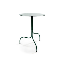 Liv table circular | Cafeteria tables | Klong