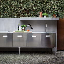 Artusi Outdoor | Compact outdoor kitchens | Arclinea