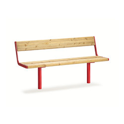 April bench | Benches | Vestre