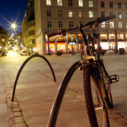 Bøy bicycle rack | Bicycle stands | Vestre