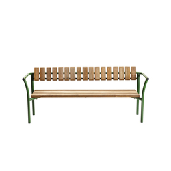 Parc bench | Benches | Vestre
