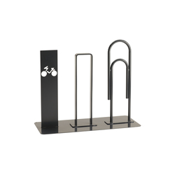 Sykelstativ | Bicycle stands | Vestre