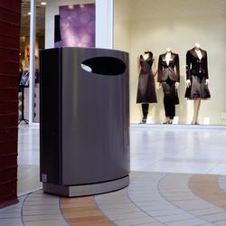 Urban waste container | Exterior bins | Vestre