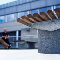 Urban bench | Exterior benches | Vestre