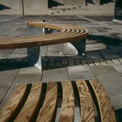 Via bench | Bancs publics | Vestre