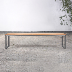 Bench on_05 | Garden benches | Silvio Rohrmoser
