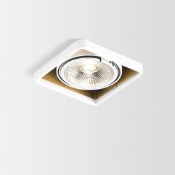 OBOQ SQUARE 1.0 HIR111 | Focos reflectores | Wever & Ducré
