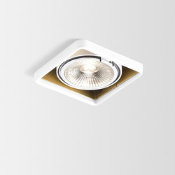 OBOQ SQUARE 1.0 QR111 | Focos reflectores | Wever & Ducré