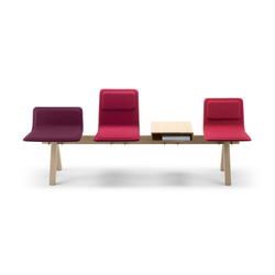 Laia Seating Beam | Waiting area benches | Alki