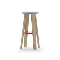 Triku Hight Stool | Chaises de restaurant | Alki