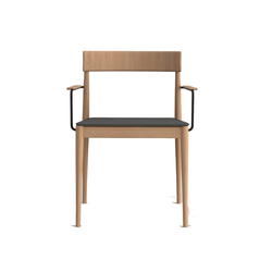 Blanc | Visitors chairs / Side chairs | Very Wood
