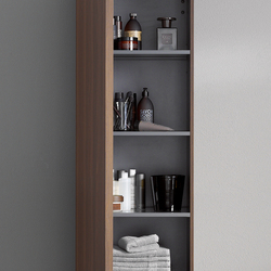 Delos Cabinet tall | Wall cabinets | DURAVIT