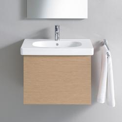 Delos Meuble sous-lavabo | Meubles sous-lavabo | DURAVIT