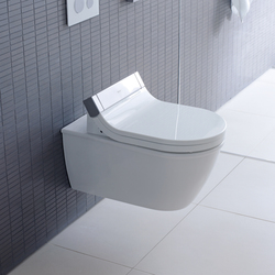 Starck C Toilet wall mounted | WC | DURAVIT