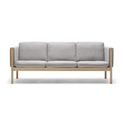 CH163 | Lounge sofas | Carl Hansen & Søn