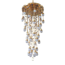 Steinhof 48fl Chandelier | General lighting | Woka