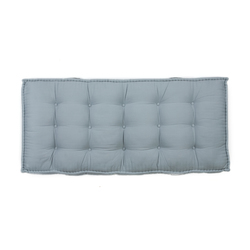 Cham Mattress blue grey | Colchones | Chiccham