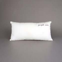 Sing a song cushion purple rain | Cojines | Chiccham