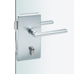 FSB 13 4220 Glass door fitting | Handle sets for glass doors | FSB