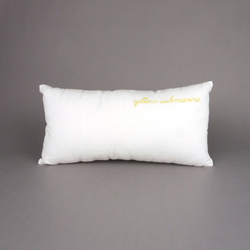 Sing a song coussin Yellow Submarine | Coussins | Chiccham