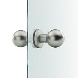 FSB 23 0802 Glass doorknobs | Pomos | FSB