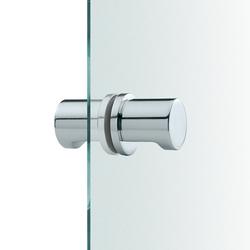 FSB 23 0828 Glass doorknobs | Knob handles for glass doors | FSB