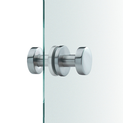 FSB 23 0829 Glass doorknobs | Pomos | FSB