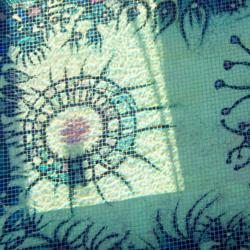 Custom Serigraphy | Mosaike quadratisch | Ezarri