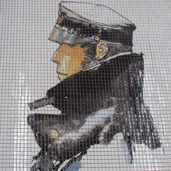 Custom Serigraphy | Glass mosaics | Ezarri