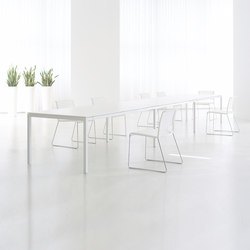 Q3 Series Conference table | Mesas de conferencias | ophelis