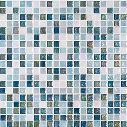 Fading Outs Blues | Mosaïques en verre | Ezarri