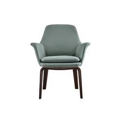 York Lounge | Besucherstühle | Minotti