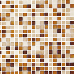 Fading Outs Marron | Glass mosaics | Ezarri