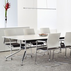 Konferenztisch con.media | Conference tables | ophelis