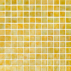 Iris Ambar | Glass mosaics | Ezarri